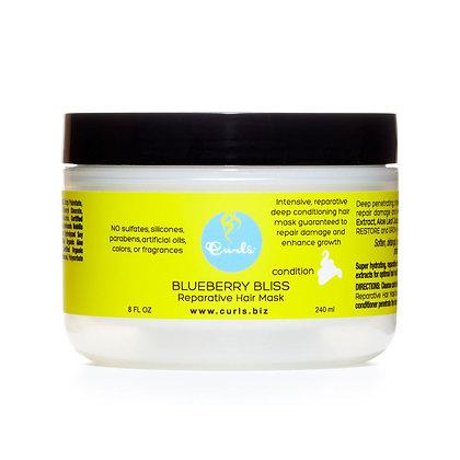 Curls/Blueberry Bliss Reparative Hair Mask 240ml