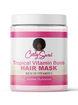Curly Secret/Tropical Vitamin Bomb Hair Mask 300ml