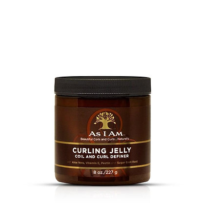 As I Am/Curling Jelly Coil and Curl Definer 237ml