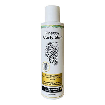 Pretty Curly Girl/Reset Shampoo 250ml