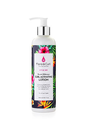 Flora&Curl/Curl Activating Lotion 300ml