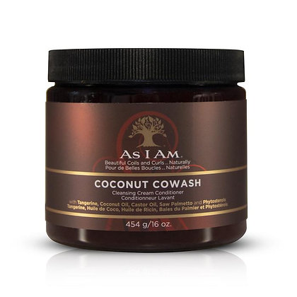 As I Am/Coconut Cowash Cleansing Conditioner 237ml