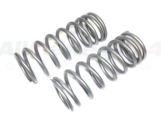 "DEFENDER 110 / 130  - TERRAFIRMA - MEDIUM LOAD SPRINGS +2"" - PAIR -REAR"