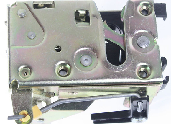 DEFENDER 90 / 110 LATCH FRONT DOOR LH  WITH EXTERIOR DOOR HANDLES 1986MY>