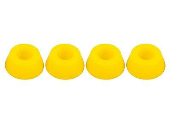 DEFENDER /DISCOVERY 1 SHOCK BUSH KIT POLY - YELLOW 1 + 1 KIT