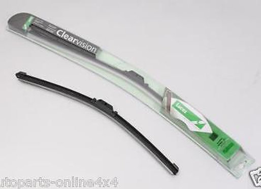 LUCAS FREELANDER 1 CONVENTIONAL WIPER BLADE - DRIVER SIDE, WITH SPOILER