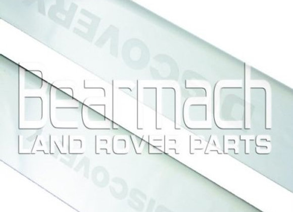 DISCOVERY 3 CHROME SILL PLATES