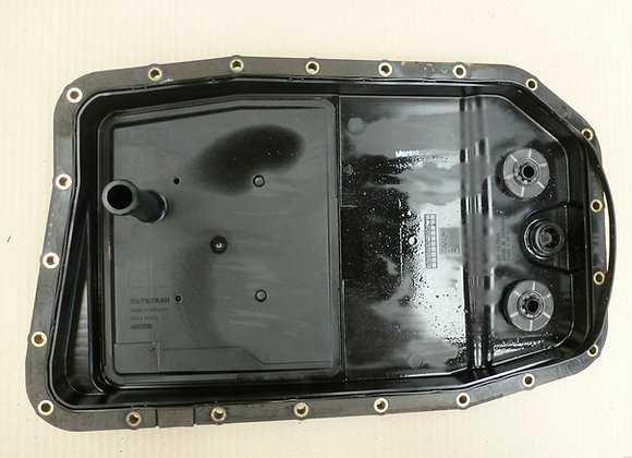 JAGUAR X150 XK AUTOMATIC TRANSMISSION FILTER / SUMP PAN WITH FLUID