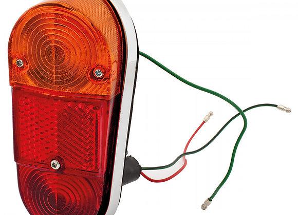 CLASSIC MINI LH REAR LAMP ASSEMBLY-Mk1 MINI