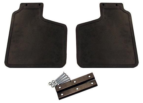 LAND ROVER DISCOVERY 1 - NEW FRONT MUD FLAP KIT - RTC6820