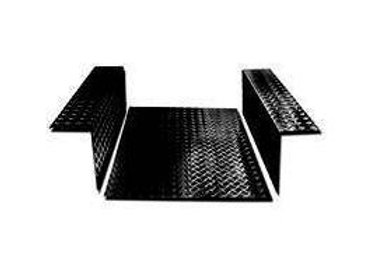 DEFENDER 90 - CHEQUER PLATE LOAD AREA FLOOR PLATE ONLY - BLACK