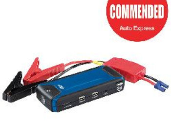 Draper 15066 Lithium Jump Starter/Charger 400A, Multi-Color, 400 A