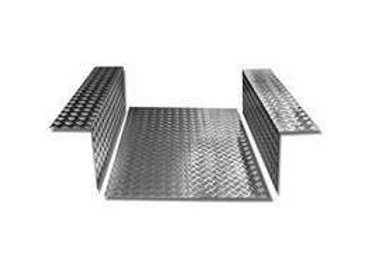 DEFENDER 90 - CHEQUER PLATE LOAD AREA FLOOR PLATE ONLY - STANDARD COLOUR - 3MM