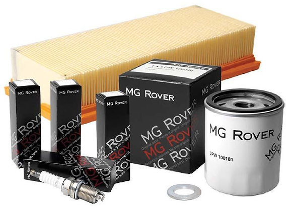 MGF SERVICE KIT - EXCLUDING FUEL FILTER