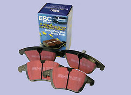 DISCOVERY 1 FROM 1994 - EBC ULTIMAX - HEAVY DUTY PERFORMANCE PADS - FRONT