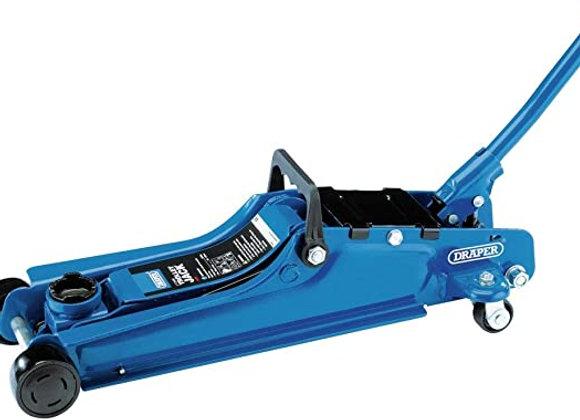 DRAPER - Low Entry Trolley Jack (2 Tonne) - 02082