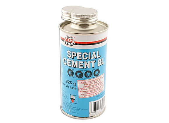 Connect - Blue Cement for Tyre Patches 225gm Can - 35095 x1