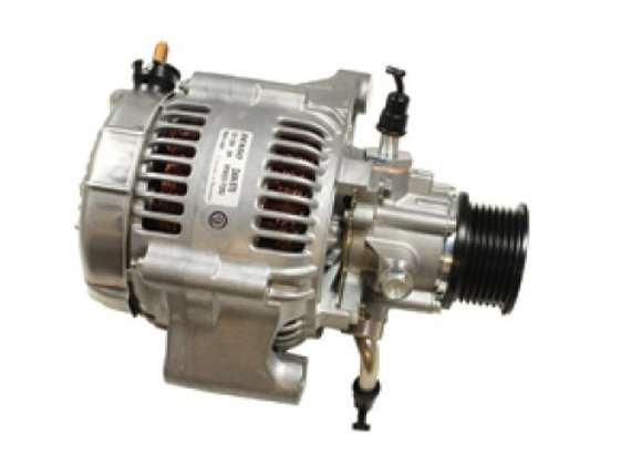 ALTERNATOR DISCOVERY TD5 120 AMP WITHOUT PUMP - DENSO