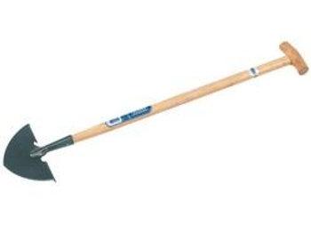 Draper 14307 Carbon Steel Lawn Edger with Ash Handle