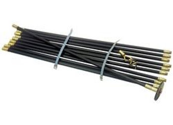 Draper 23540 Polypropylene Drain Rod Set