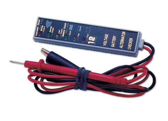 Battery/Alternator Tester