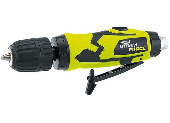 """Brand New Draper Storm Force 3/8"""" Straight Air Drill 65139"""