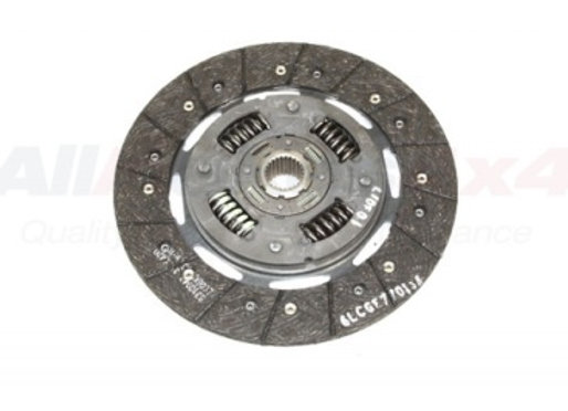 FREELANDER 1 - CLUTCH PLATE 2.0 TCIE FROM 17N0014189 AND ALL 1.8 PETROL