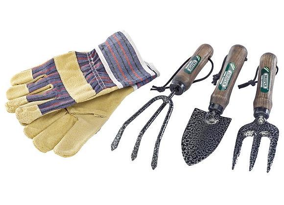 Draper 28799 Young Gardener Tool Set (4 Pieces)