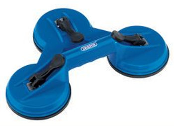 Advanced Draper XS43846 Triple Suction Lifter [Pack of 1] --