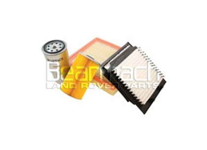 RANGE ROVER P38 REPLACEMENT BRANDED SERVICE KIT FOR P38 2.5D TYPE A >1995