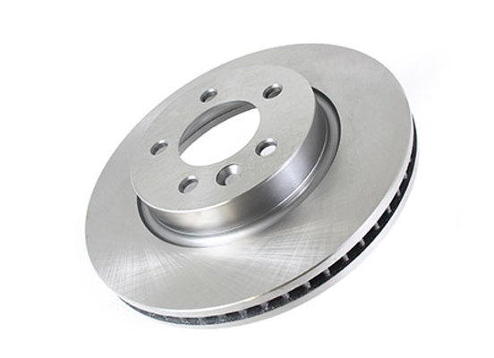 BRAKE DISC FRONT DISCOVERY 3 - PAIR