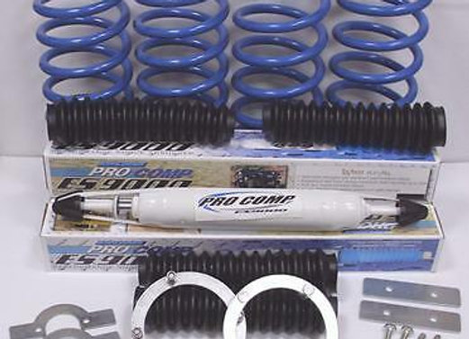 """FULL +2"""" HD - SUSPENSION KIT - DEFENDER 90 INC KIT AND ARMS"""