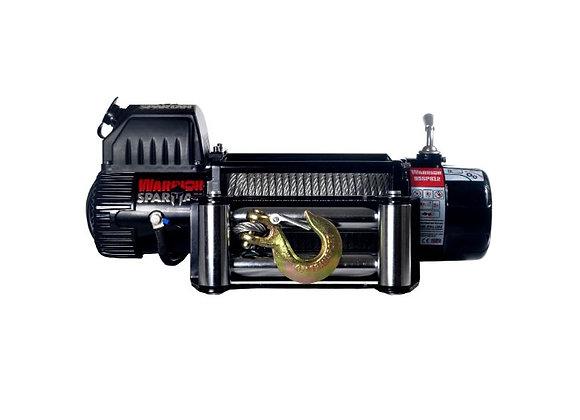 9500LB WARRIOR SPARTAN WINCH - STEEL CABLE