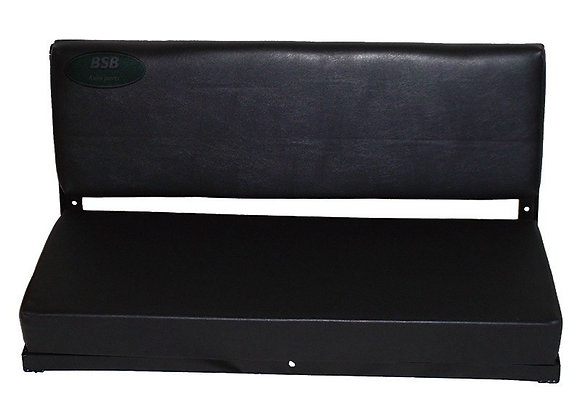DEFENDER - 2 PERSON REAR FOLDING BENCH WITH FITTINGS