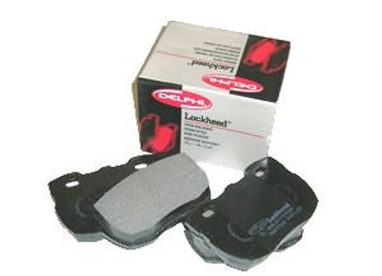 BRAKE PADS FRONT DISCOVERY I 1993 ON NON VENTED DISC AND NINETY 1986-91