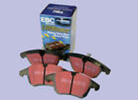 DISCOVERY 3 / 4  EBC ULTIMAX - HEAVY DUTY PERFORMANCE PADS - REAR  - LR019627