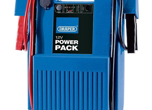 Draper 82361 12V Heavy Duty Portable Power Pack