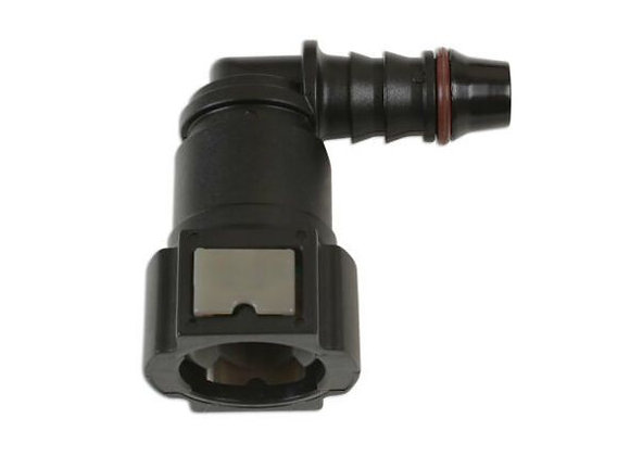 Connect - Fuel Line Angled Quick Connectors 9.89mm x 8mm - Pack 3 - 37209