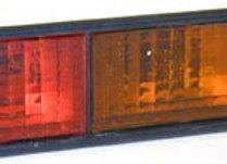 DISCOVERY 1 94-99 300TDI REAR BUMPER LAMP ASSY RH