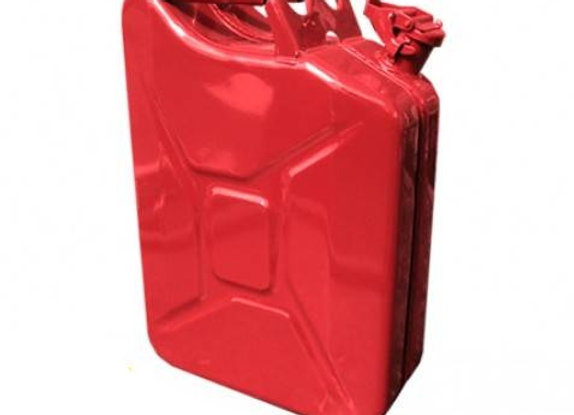 JERRY CAN - 20 LITRES - RED