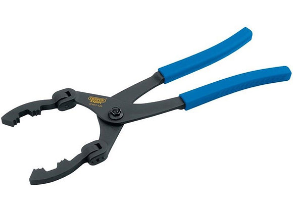 Draper Expert 57-120 mm Oil and Fuel Filter Pliers