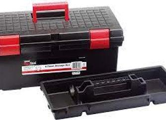 Draper Redline 67806 470 x 200 x 180 mm Plastic Storage Box