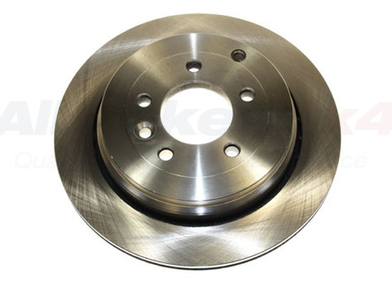 BRAKE DISCS - DISCOVERY 3 - REAR - PAIR - RECOVERY BRAND