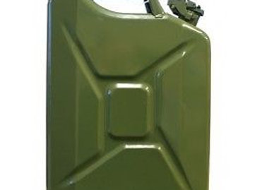 JERRY CAN - 20 LITRES - GREEN