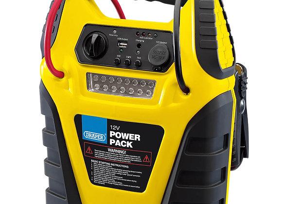Draper 90643 12V Power Pack