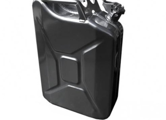 JERRY CAN - 20 LITRES - BLACK