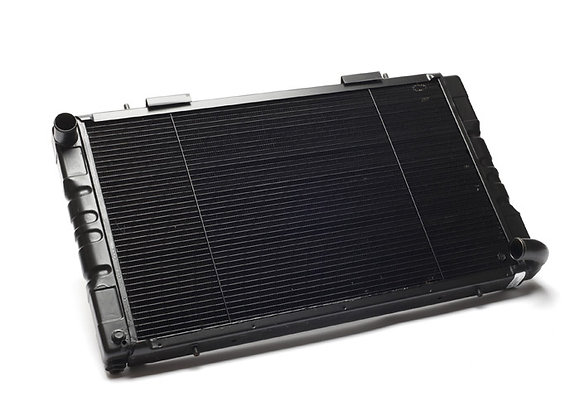 DEFENDER RADIATOR PETROL & DIESEL NA FROM FA389981 WITHOUT OIL COOLER