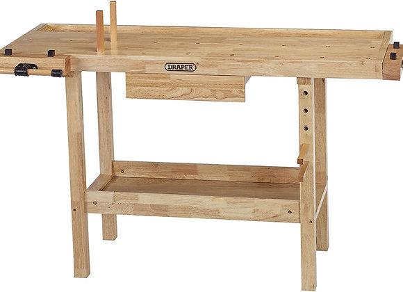 Draper 83440 Carpenters Workbench, Brown