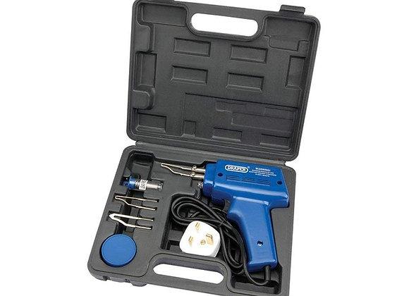 Draper 71420 5-Piece 230-Volt 100-Watt Soldering Gun Kit