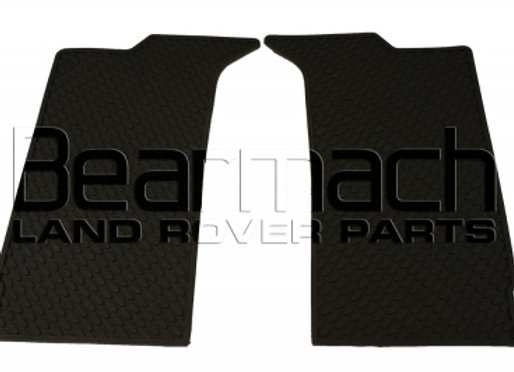 DISCOVERY 2 RUBBER MAT SET REAR PAIR